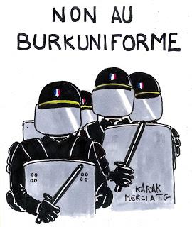 burkuniforme