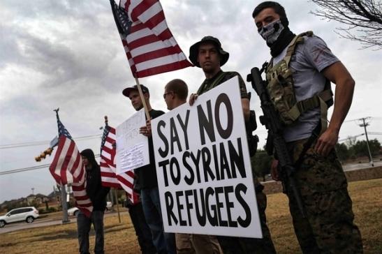 AU Texas contre l'édification d'une mosquér