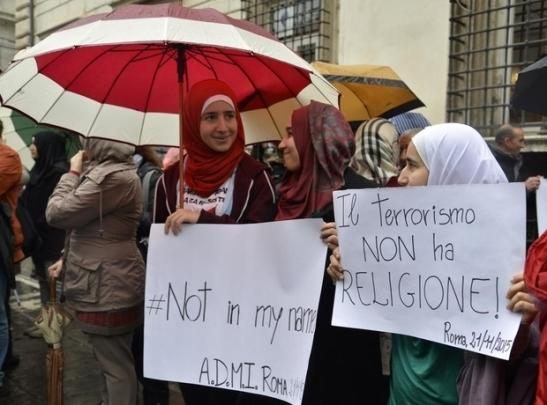 muslims-rome