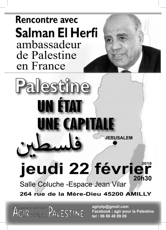 Ambassadeur Palestine 22 fevrier-1-1