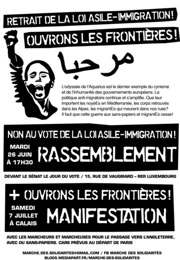 Manif Migrans 2
