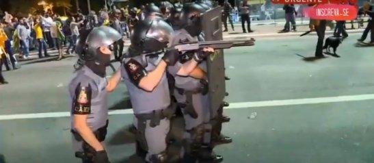 Bresil police 28-10-18