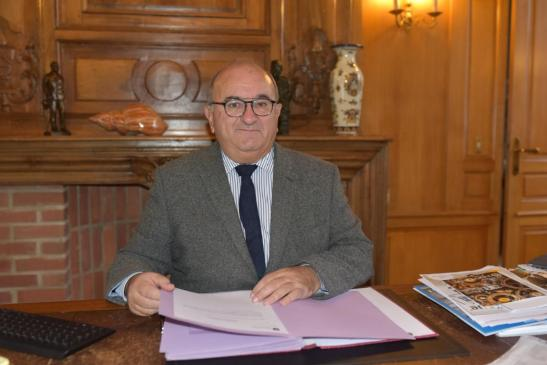 digeon-maire de Montargis