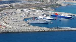 Tanger Port Ferries