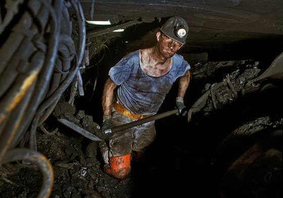 Mineur au fond RFA