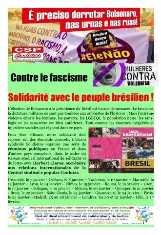 brésil solidarité