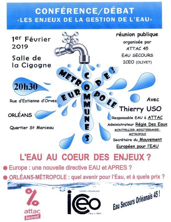 eau orléans 11-01-19