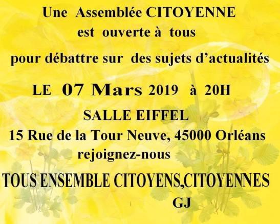 GJ Orléans 07-03-19
