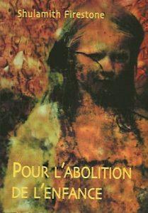 Abolition de l'enfance