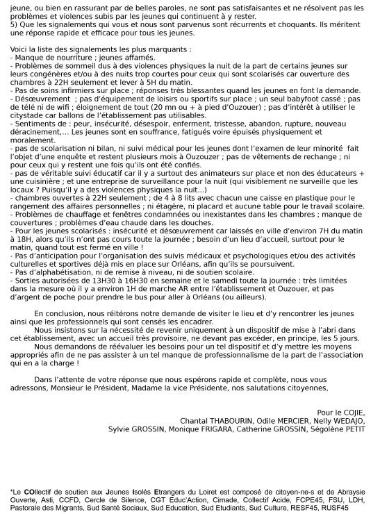 COJIE OuzouerSurLoire LettreOuvAuCD 28Déc19.odt