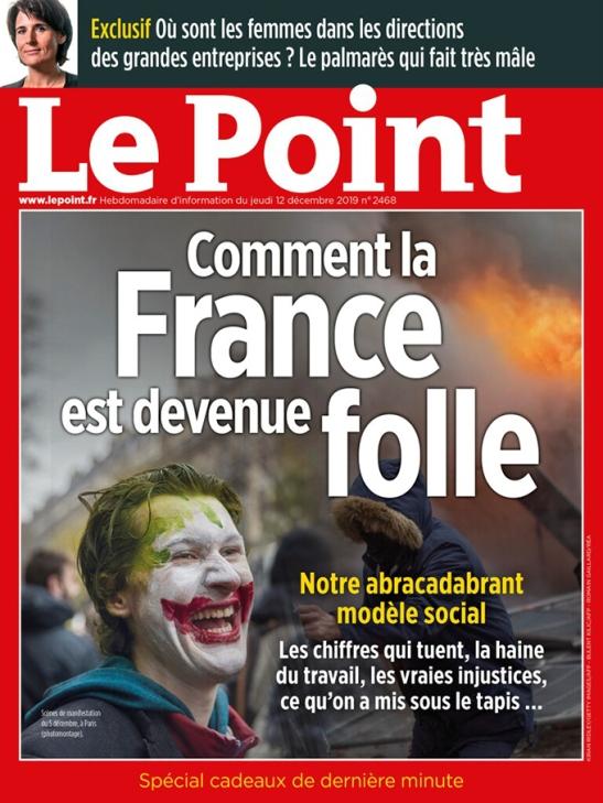 la France folle
