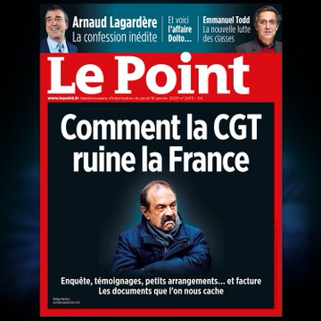Le Point Martinez