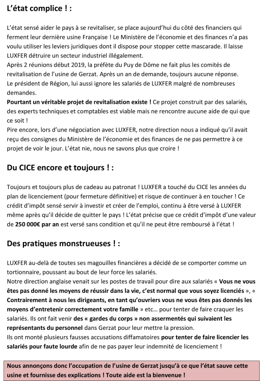 Tract LUXFER mobilisation contre destruction-1-2