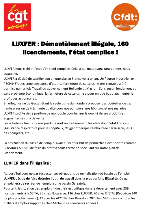 Tract LUXFER mobilisation contre destruction-1