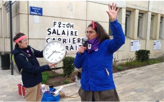 Manifestation 6 mars 2020 Rep