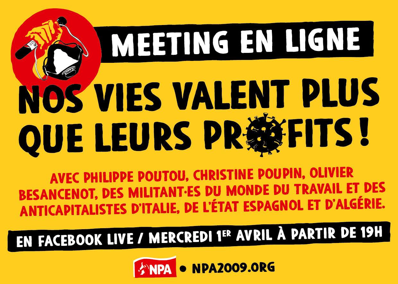 Visuel Meeting NPA en ligne 1er avril Facebook