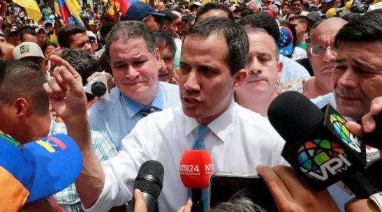 venezuelajuanguaidotwitter
